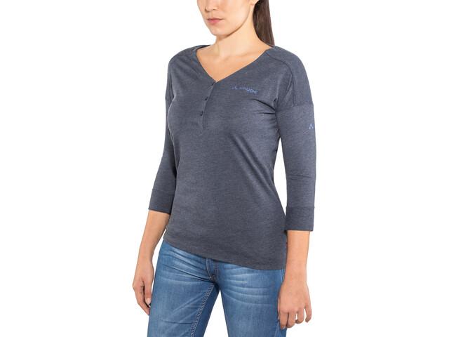 VAUDE Elassona 3/4 Shirt Women eclipse